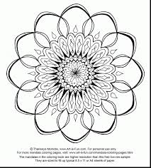 incredible printable mandala coloring pages with free mandala