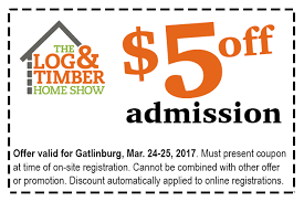 Knoxville Home Design And Remodeling Show 2015 Log U0026 Timber Home Show Gatlinburg Tn March 24 25 2017