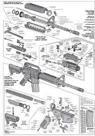 ar 15 exploded parts diagram ar 15 parts list steve u0027s stuff