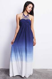 ombre maxi dress sandi pointe library of collections