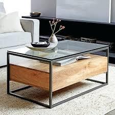 mango wood coffee table with storage mango wood coffee table with storage box frame storage coffee table