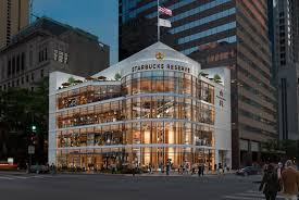 starbucks to open roastery in chicago fortune