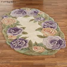 Botanical Rugs Floral Rugs Touch Of Class