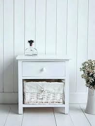 Small White Side Table White Bed Side Table Side Tables For Bedroom Small Table For