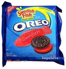 where to buy swedish fish review limited edition swedish fish oreo cookies the impulsive buy