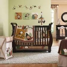 Crib Bedding Monkey 4 Monkey Crib Bedding Set
