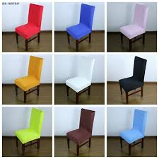 Spandex Seat Covers Universal Wedding Chair Covers Polyester Spandex Seat Covers Chair