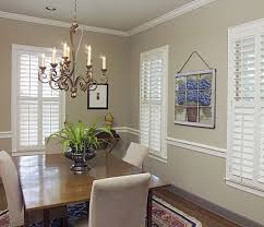 Wooden Louvre Blinds Southern Shutter Company Interior 1 1 8
