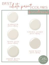 what is the most popular white for trim the 5 white exterior paint colors we tested cotton stem