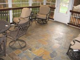screen porch flooring options archadeck of charlotte