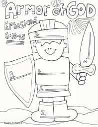 hd wallpapers armor of god coloring pages to print