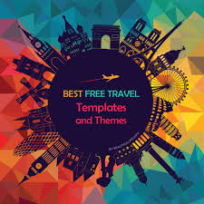 how to travel for free images 15 best free travel templates and themes jpg