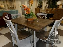 Table Ravishing Rustic Coffee Tables And End Black Forest Small Fairhaven Wooden Rectangle Dining Set With A Dining Table And 4