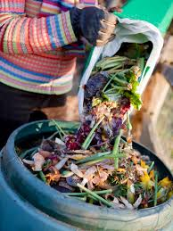 How To Make A Compost Pile In Your Backyard by How To Compost Kitchen Waste Hgtv