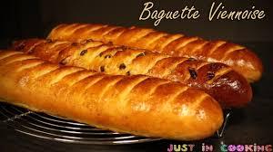 cuisine viennoise recette de baguette viennoise
