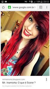 40 best hair u003c3 images on pinterest hairstyles scene girls