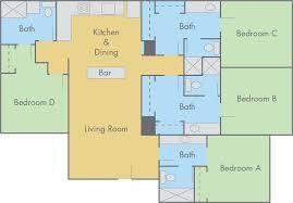 4 bedroom 2 bath house plans 4 bedroom 4 bathroom floor plans bathroom trends 2017 2018