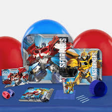 transformers party transformers party in a box birthdayexpress