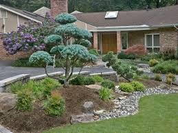 Garden Stone Ideas by Landscape Stone Edging Home Decorating Ideas And Tips Loversiq