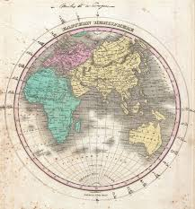Map Of Europe And Asia by File 1827 Finley Map Of The Eastern Hemisphere Asia Australia