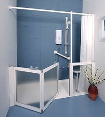 Disabled Half Height Shower Doors Wf24 Half Height Shower Doors On A Low Level Shower Tray Half