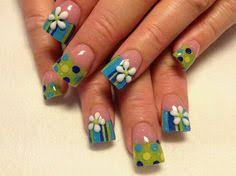 spring time green nails l a nails milford ma nails u003c3
