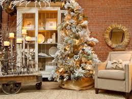 Kitchen Christmas Tree Ideas Beautiful White Christmas Top Decorating Tree For Futuristic