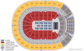 Ticketmaster Floor Plan Tickets Nickelback Edmonton Ab At Ticketmaster
