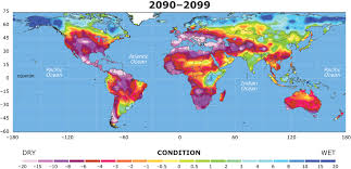 Sahara Desert On World Map by The Dai After Tomorrow