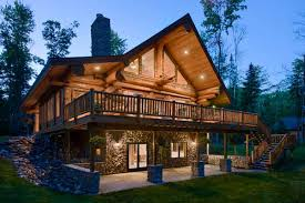 modern log home interiors log home designs beautiful modern houses for unmatchable lifestyle