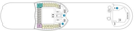 Allure Of The Seas Floor Plan Royal Caribbean Harmony Of The Seas Cruises Thomas Cook
