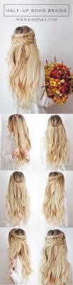 Hochsteckfrisurenen Mittellange Haar Einfach by Best 25 Hochsteckfrisuren Schulterlanges Haar Ideas On