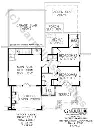 garden home house plans hedgeview garden home house plan covered porch plans