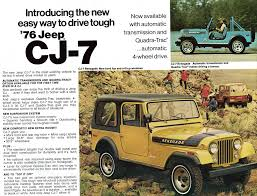 vintage jeep ad the world u0027s best photos of brochure and cj7 flickr hive mind