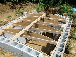 how to build a storm cellar with cinder blocks root cellar