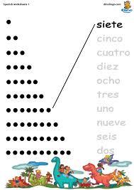 download spanish worksheets for kids dino lingo blog