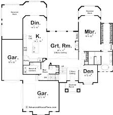 1 5 story mediterranean house plan scottsdale