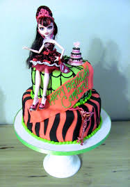 monster high birthday cake 2013 the best party cake