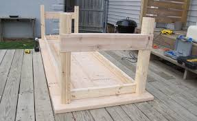 making a wood table how to build a diy farmhouse wedding table merrypad