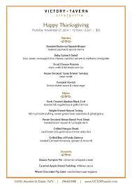thanksgiving thanksgivingtional dinner menu list of menulist