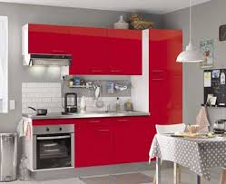 couleur actuelle pour cuisine cuisine américaine petit espace cuisine en image