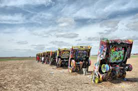 stanley marsh cadillac ranch cadillac ranch amarillo historic route 66 stanley ma flickr