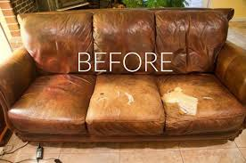 Paint On Leather Sofa Hide Your S Wear And Tear With These 9 Ingenious Ideas