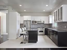 Contemporary Kitchen Cabinets by Kitchen The Benefits Of Two Tone Kitchen Cabinets Beautiful Two