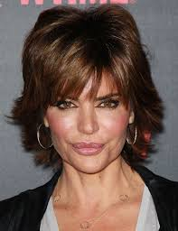 lisa rinna short hairstyles lisa rinna hair stylebistro