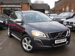 volvo ltd volvo xc60 estate 2 0 d3 163bhp drive r design 5d for sale parkers