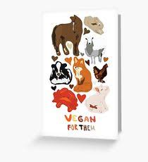cow greeting cards animal rights greeting cards redbubble