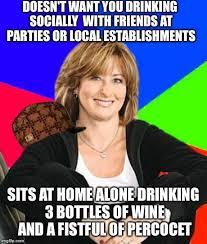 Scumbag Mom Meme - scumbag suburban mom imgflip