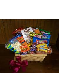Snack Baskets Fruit Baskets Delivery Middletown De Forget Me Not Florist