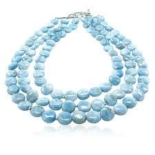 blue fashion necklace images Marahlago diamonds international jpg